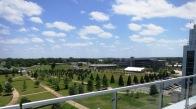 clinton library rooftop garden.may1408