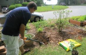 digging help
