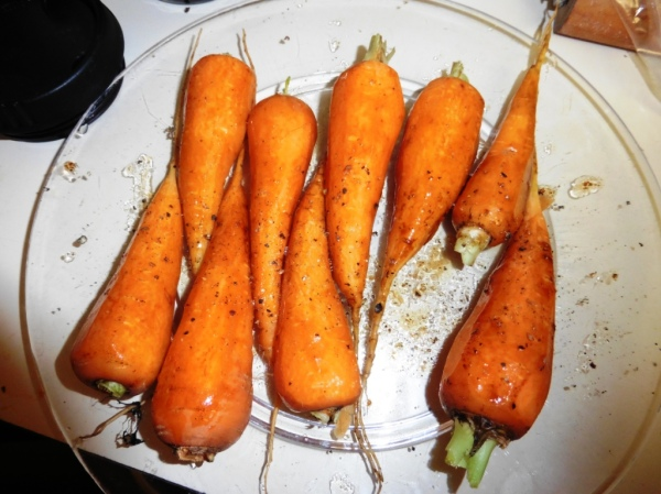carrots for grilling