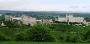 Chateau Gaillard.Les Andelys.day 7.01
