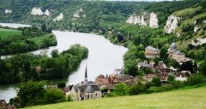 Chateau Gaillard.Les Andelys.day 7.02