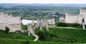 Chateau Gaillard.Les Andelys.day 7.03