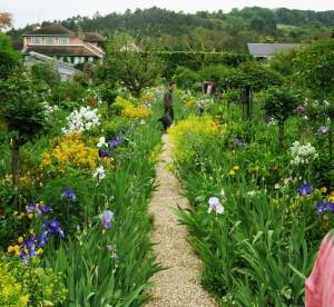 monet's garden.19
