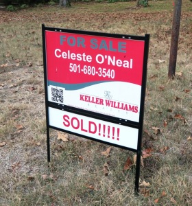 kyle sold sign.