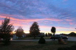 sky after rain nov.151