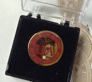 35 year pin.