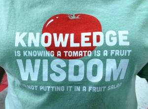 garden tshirt.