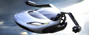 flying car.