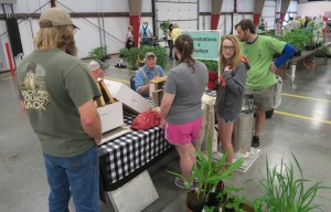 faulkner county plant sale.may1614
