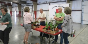 faulkner county plant sale.may1616