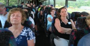 nacaa bus tour.july