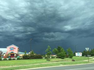 storm clouds again